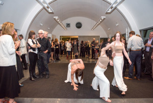 Third Law Dancers Swoon opening