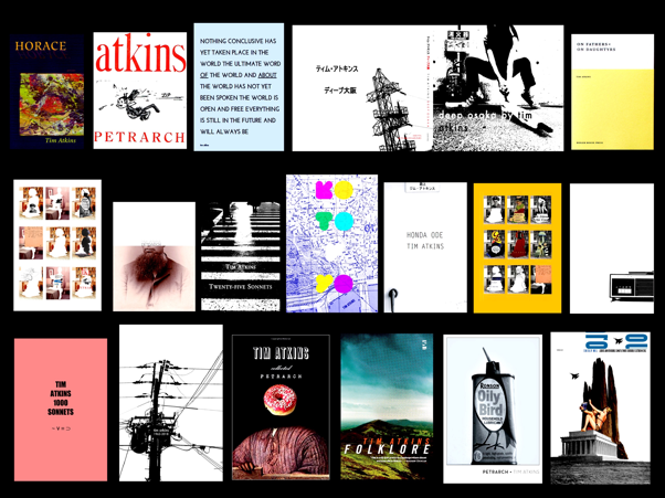 View of Atkins Book Covers